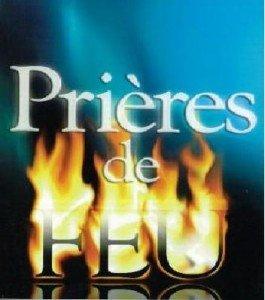 Prière de feu